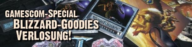 Blizzard Verlosung Diablo 3 Starcraft 2