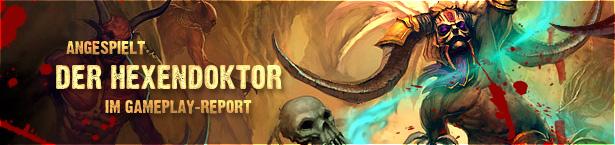 Newsbild zum Hexendoktor Spielbericht