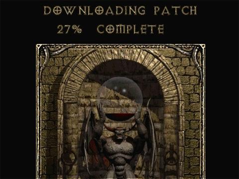 Пак из нескольких патчей под Диабло 2. . - Русификатор - Diablo II.exe - в